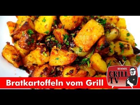 Die besten Bratkartoffeln vom Grill -