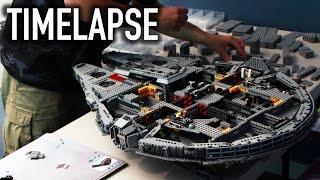 lEGO 10179 Star Wars Ultimate Millennium Falcon: 16-hour Build