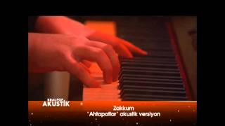 ZAKKUM // Ahtapotlar (KralPop Akustik)