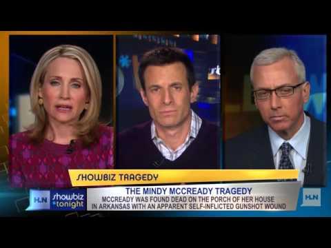 McCready's struggles evident in last interview