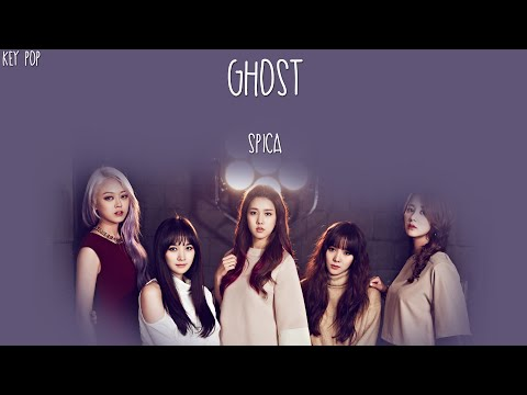 SPICA - Ghost Color Coded  Han|Rom|Eng
