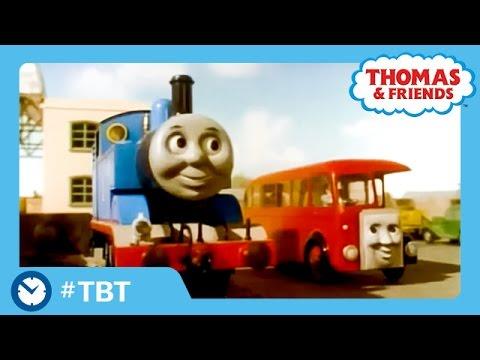 Let's Have A Race | TBT | Thomas & Friends