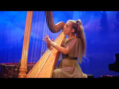 Joanna Newsom - Peach Plum Pear - Live at Civic Theatre, New Orleans 9-9-16