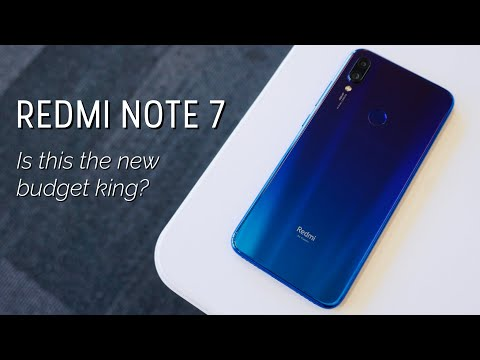 Redmi Note 7 48MP: Hands On Review and Camera & Video Samples
