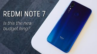 Redmi Note 7: Hands On Review and Camera & Video Samples