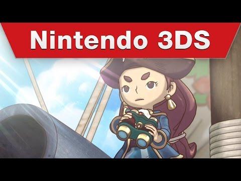 Nintendo 3DS - Fantasy Life - Get a Life Trailer