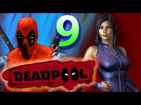 Deadpool: Find The Last Sentinel Part for Cable Walkthrough Part 9