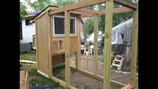 Building A Chicken Coop! Episode 1