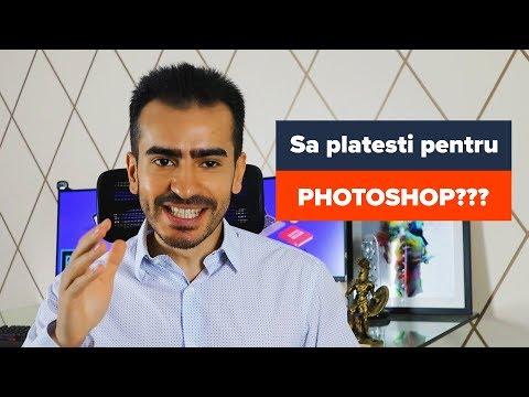 Platesti Pentru Photoshop?