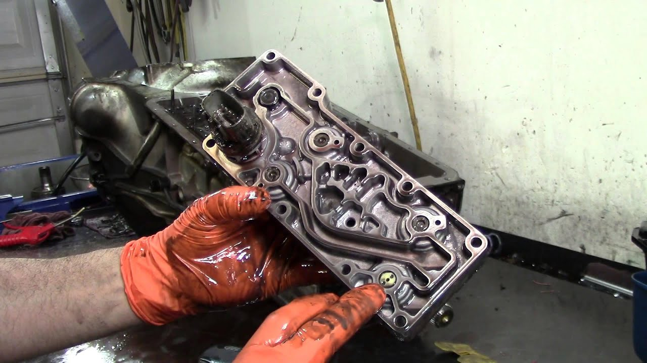 4r100 teardown inspection ford f 550 youtube publicscrutiny Image collections