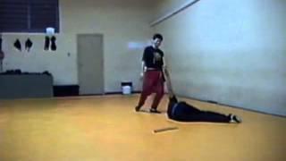 Aulas de Kung Fu com Mestre Gomes Neto