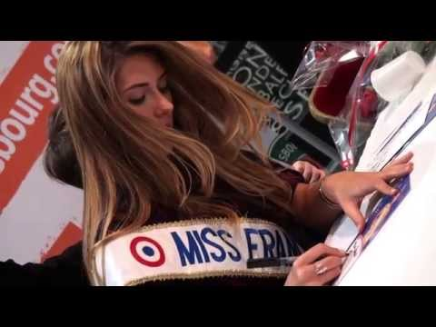 Camille Cerf Miss France 2015