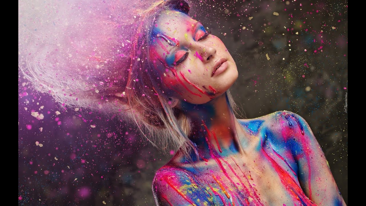 🔥 4K Psy Trance Mix 2021🔥 UltraHD Visual Effects - Electric Sheep 🔥 Creative Commons