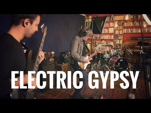 Electric Gypsy - Andy Timmons & Martin Miller Session Band (Live In Studio)