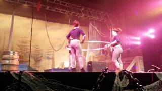 Piratika cirque