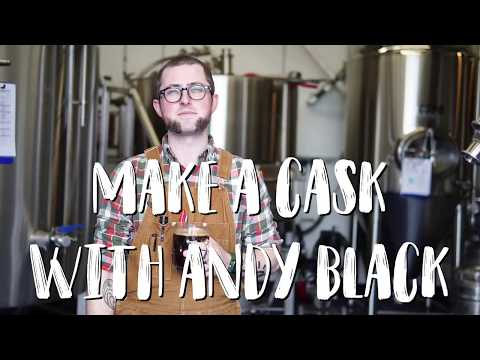 Creating Cask Beer With Andy Black Of Yorkshire Square Brewery