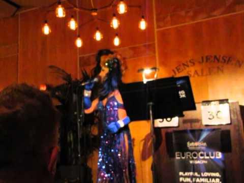 ESCKAZ in Copenhagen: Drama Queen in Euroclub