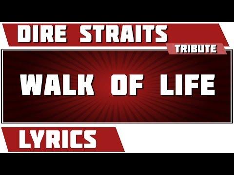 Walk Of Life - Dire Straits tribute - Lyrics