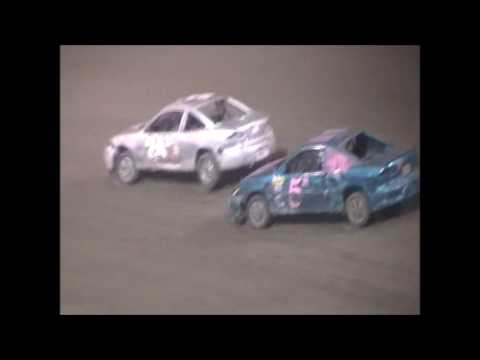 Eagle Raceway Sport Compact A Feature on 8-27-16