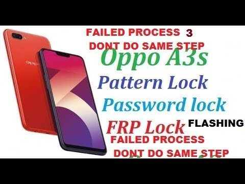 oppo a3s flash file and tool - Myhiton
