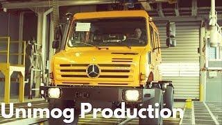 Mercedes-Benz Unimog Production
