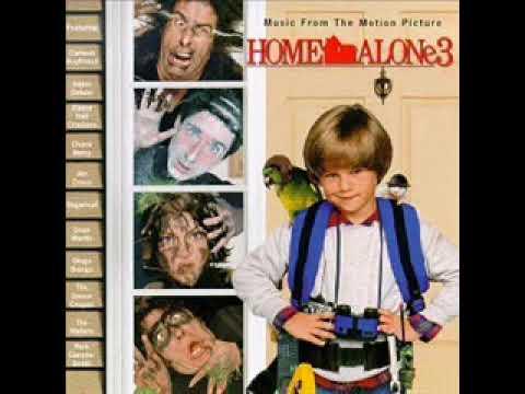 Home Alone 3 Soundtrack (FBI/Police Arrive)