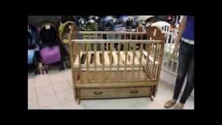 Обзор Кроватки детской