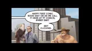 TF2 Comic Catch Up!