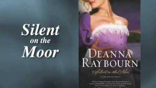 Deanna Raybourn's SILENT ON THE MOOR - Book Trailer