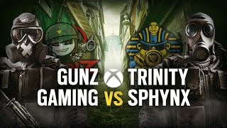 [BR] GUNZ GAMING vs. TRINITY.SPHINX | Play Day #5 | EliteSix S03 (XBOX)