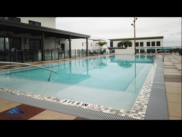 American Pools & Spas | Camden North Quarter