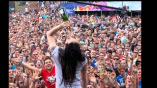 Steve Aoki - Tomorrowland 2011 Part 2