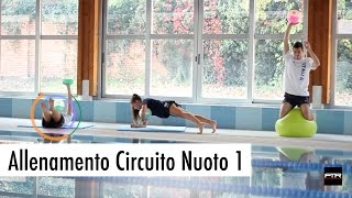 Workout - Swim Circuit Training