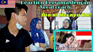 Malaysian Reaction to Lesti - Zapin Melayu (Official clip Video)