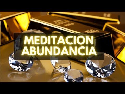 MEDITACION GUIADA Para ATRAER La ABUNDANCIA, La PROSPERIDAD y EL DINERO