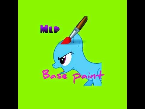 Mlp base ms paint