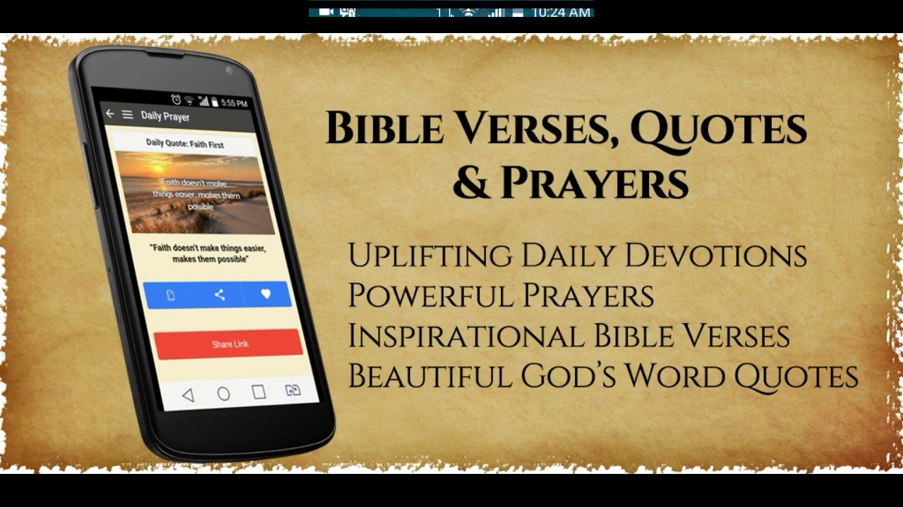 Image of: Daily Bible Bible Verse Of The Day App Devotional Quotes Prayers Youtube Bible Verse Of The Day App Devotional Quotes Prayers Youtube