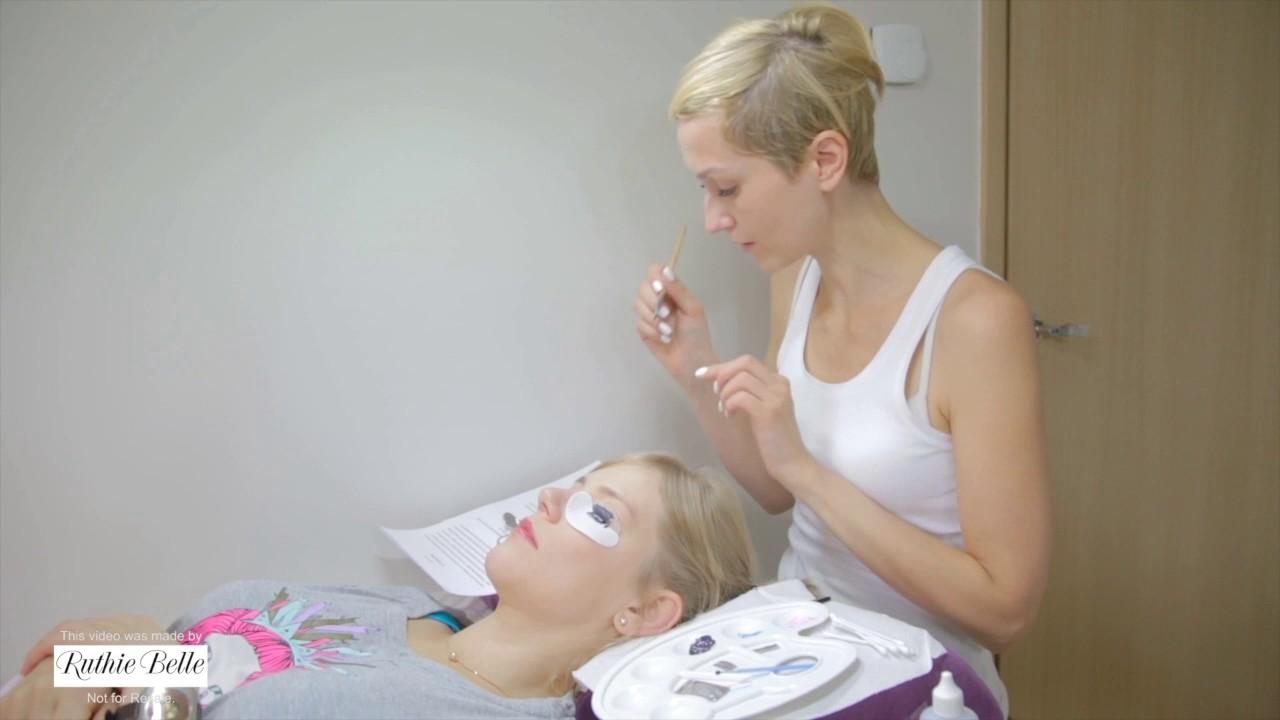 Lash Botox для ресниц (правила использования) - YouTube