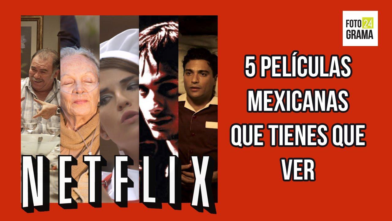 5 peliculas mexicanas