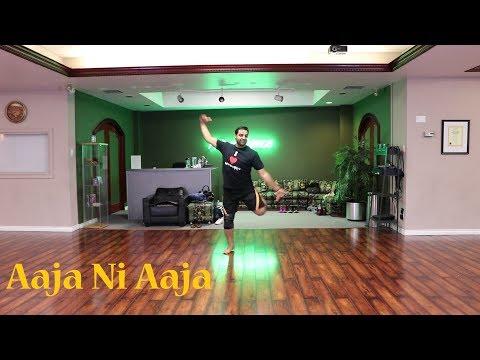 Aaja Ni Aaja  | Choreography Rohit Rumpal | Bhangra Master Class