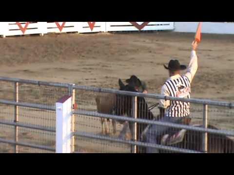 cowtown rodeo steer wrestling 6/2/12