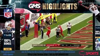 GMS New Orleans Saints vs Tampa Bay Buccaneers - FULL HD GAME Highlights Week 14