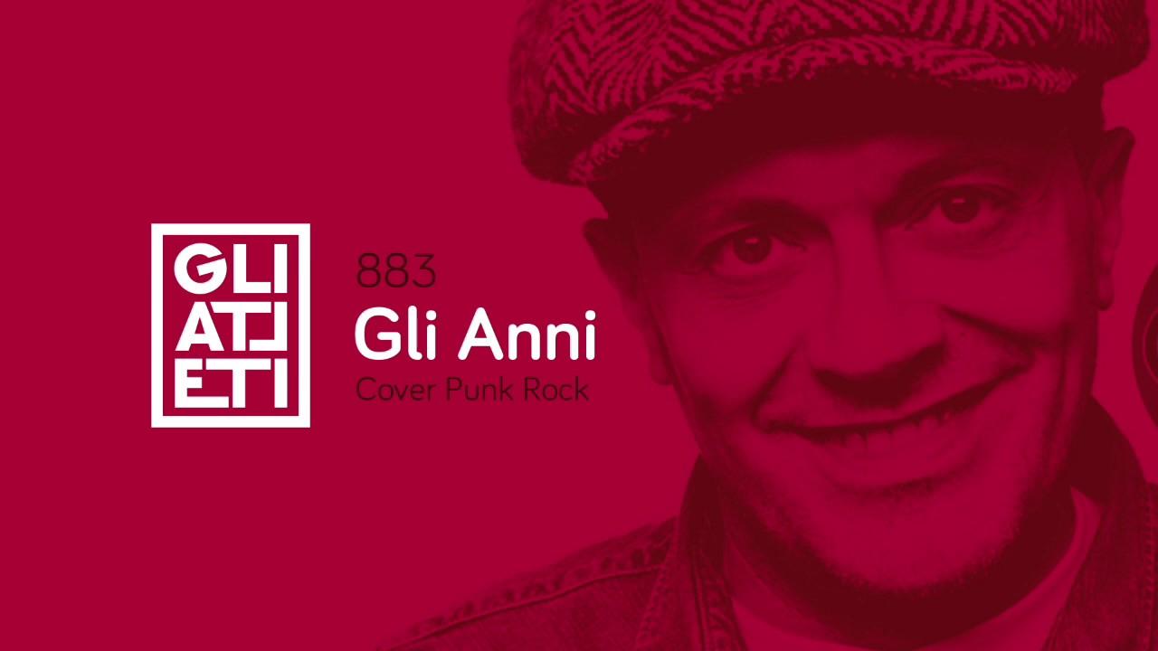 Gli Atleti - Gli Anni [883] Cover Punk Rock