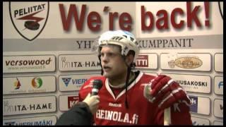 Peliitat - LeKi 16.11.2011: Aapo Lampinen