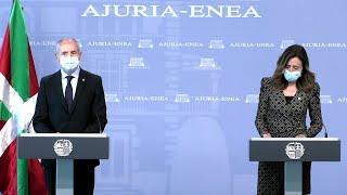 Euskadi asumirá el 1 de octubre la gestión de prisiones