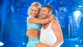 Ben Cohen & Kristina Salsa to 'Hard to Handle' - Strictly Come Dancing: 2013 - BBC One