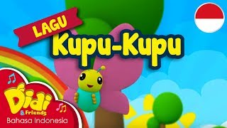 Lagu Anak-Anak Indonesia   Didi & Friends   Kupu-Kupu