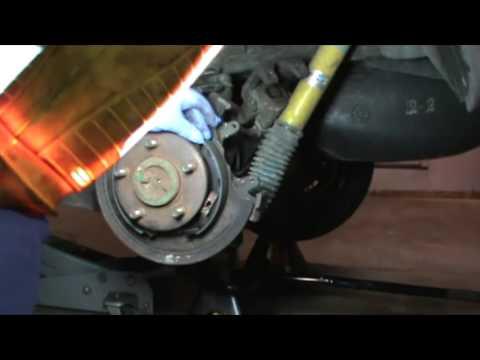 94-04 Jeep Grand Cherokee Rear Brakes