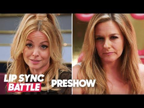 Alicia Silverstone vs. Mena Suvari  Lip Sync Battle Pre