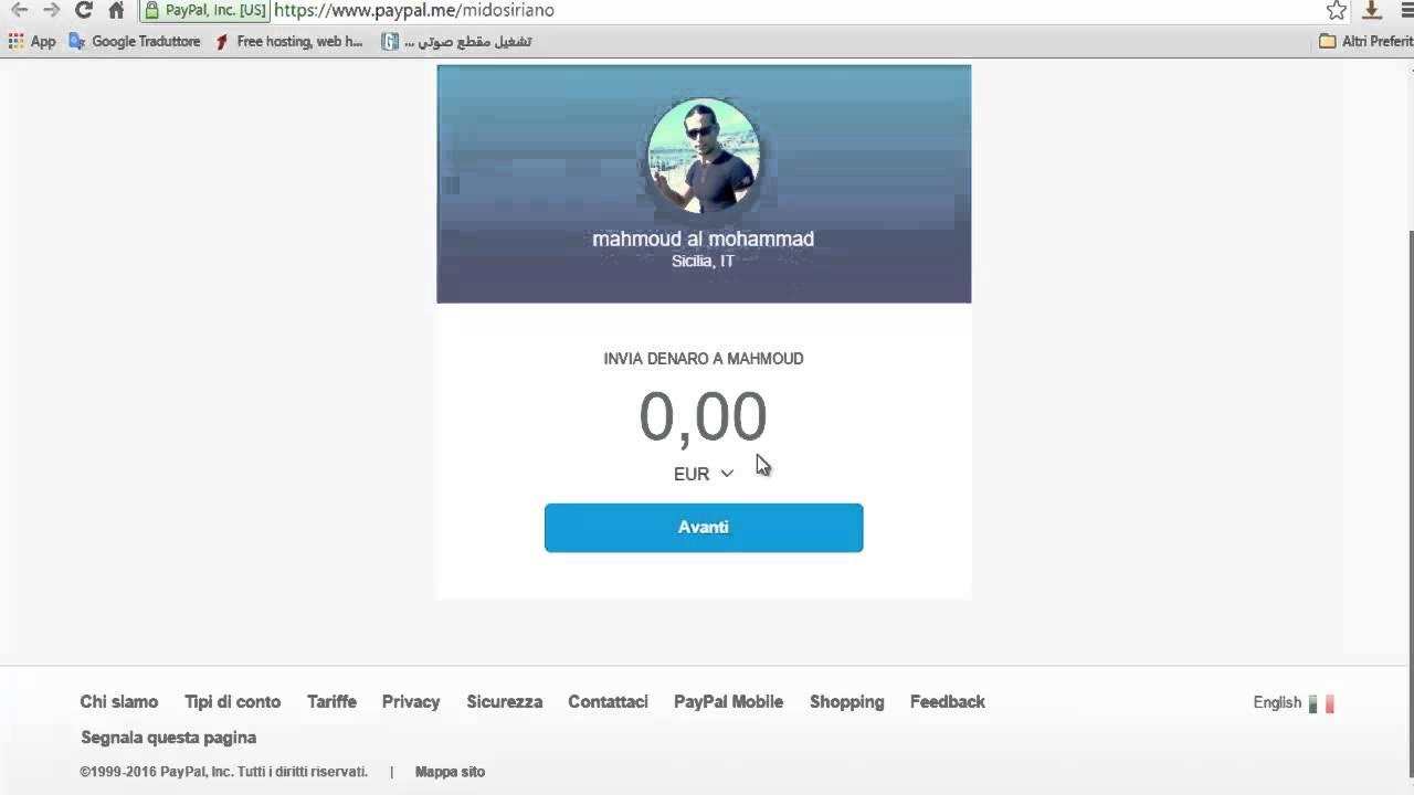 paypal invia denaro a bitcoin bitcoin trucchi che guadagnano